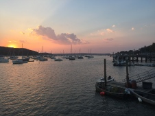 Summer at Northport Harbor